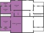 Планировка квартиры (2 этаж)
