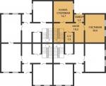 Планировка квартиры (1 этаж)